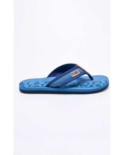 Голубые сандалии Napapijri
