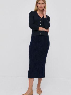 Шерстяная юбка Lauren Ralph Lauren