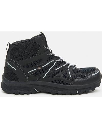 Ботинки - черные British Knights