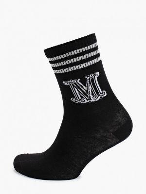 Черные зимние носки Max Mara Leisure