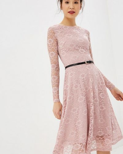 Вечернее платье - розовое City Goddess