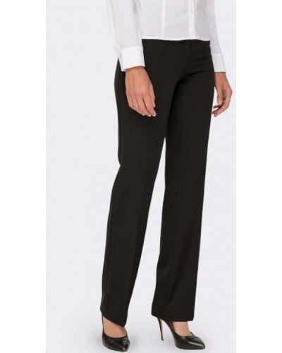 Черные классические брюки с карманами Cat Orange