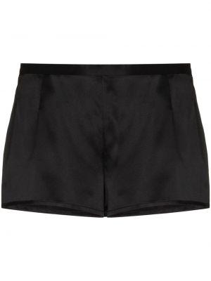 Короткие шорты - черные La Perla