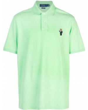 Классическая рубашка с коротким рукавом на пуговицах Polo Ralph Lauren