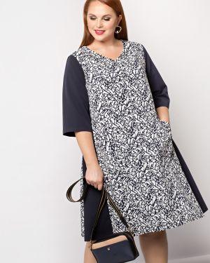 Платье с V-образным вырезом платье-сарафан Dora