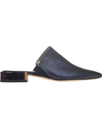 Мюли на каблуке Attilio Giusti Leombruni