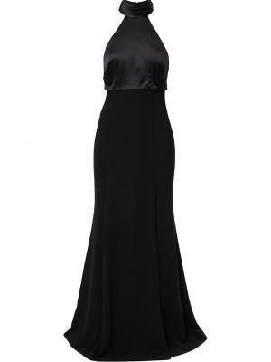 Черное платье на молнии без рукавов с вырезом Cinq À Sept