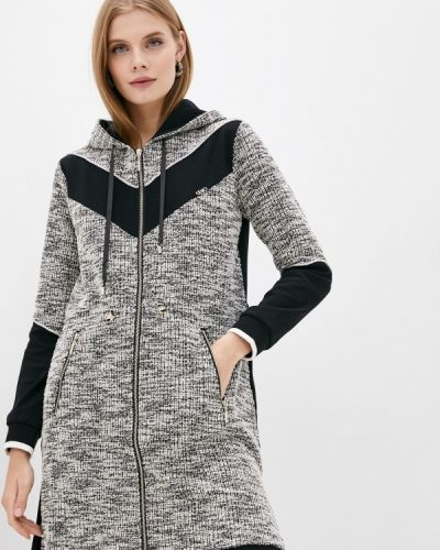 Спортивное пальто - серое Liu Jo Sport
