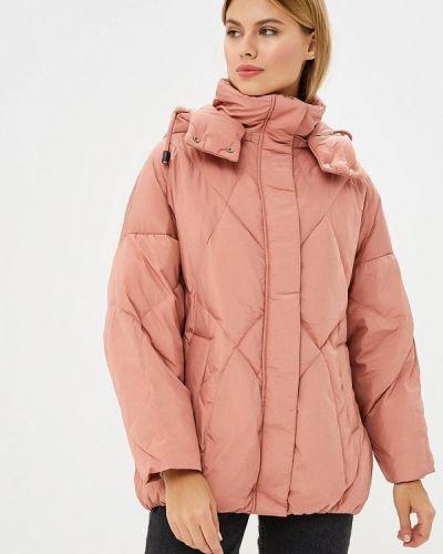 Зимняя куртка осенняя коралловый La Reine Blanche