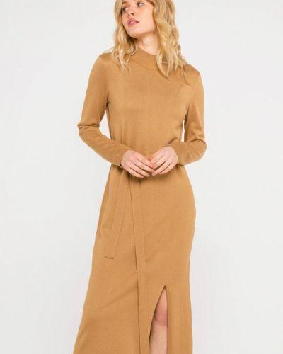 Платье - коричневое Shtoyko