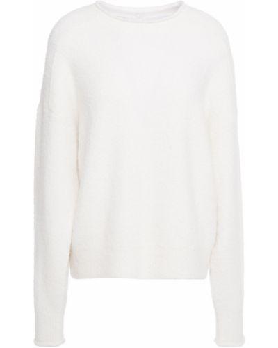 Sweter wełniany - biały Rag & Bone