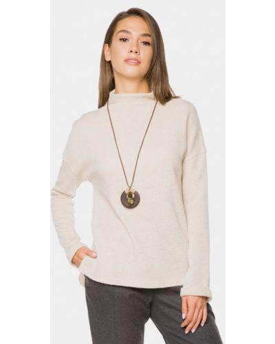 Бежевый свитер Mr520