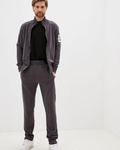 Костюмный серый спортивный костюм Sitlly