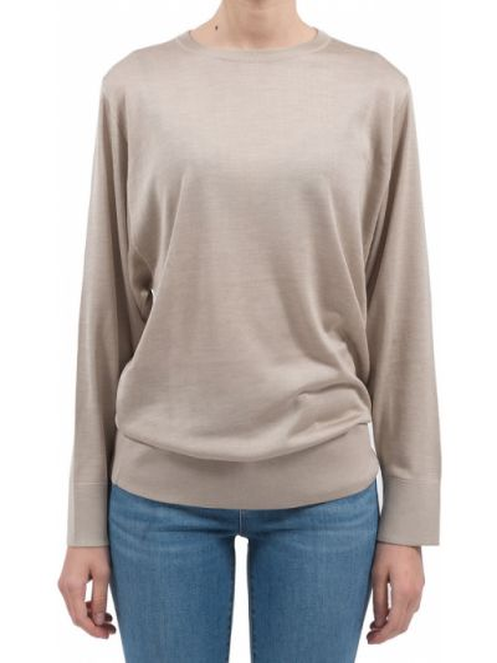 Szary sweter Agnona
