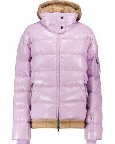 Куртка с капюшоном - фиолетовая Bogner