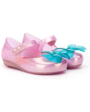 Балетки розовый Mini Melissa