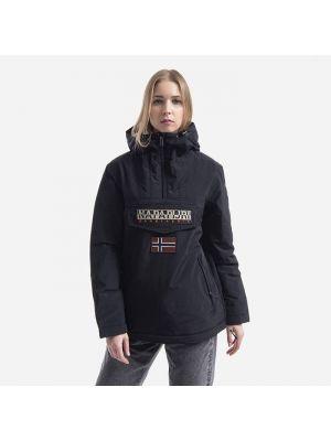 Черная куртка с карманами Napapijri