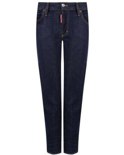 Прямые джинсы укороченные Dsquared2