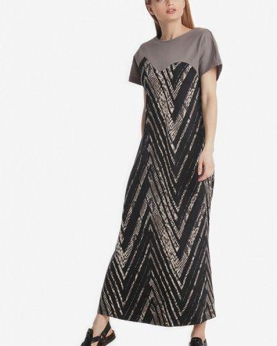 Платье макси весеннее Artwizard