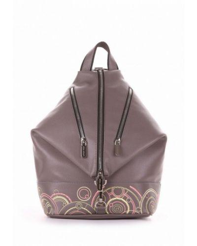 Серый рюкзак городской Alba Soboni