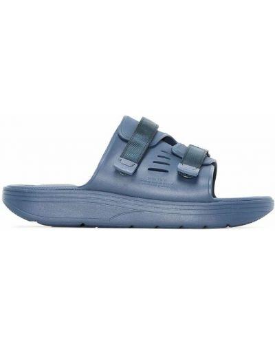 Sandały - niebieskie Suicoke