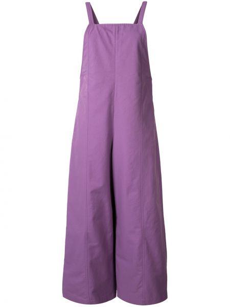Фиолетовый комбинезон на шнуровке G.v.g.v.