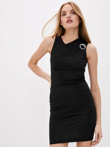 Черное платье Just Cavalli