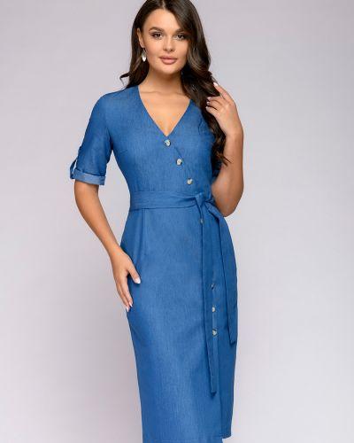 Джинсовое платье 1001 Dress