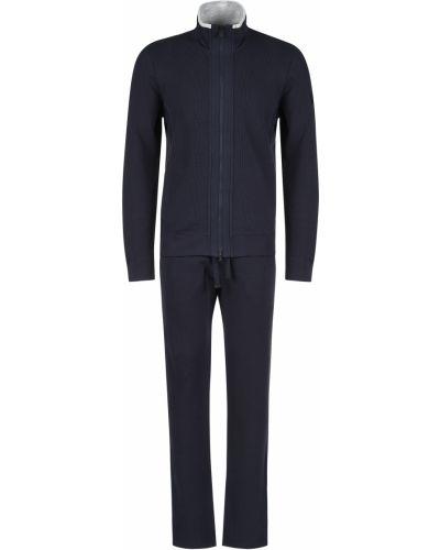 Спортивный костюм синий Bogner