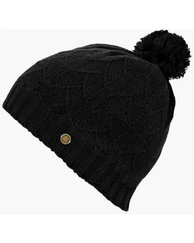 Черная шапка осенняя Roxy