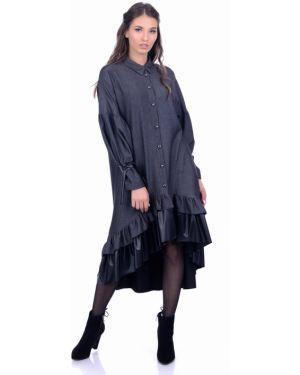 Платье в стиле бохо классическое Lautus