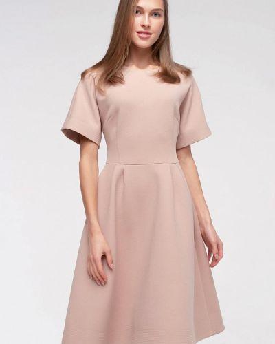 Платье бежевое Batista Fashion