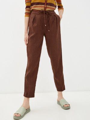 Прямые коричневые брюки Ovs