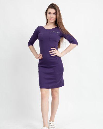 Платье платье-сарафан с вырезом Lovitton
