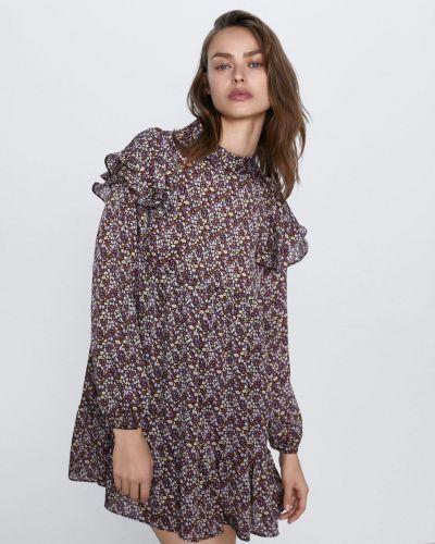 Платье - сиреневое Zara