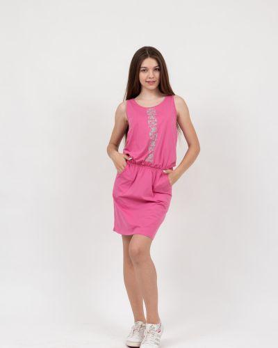 Платье с цветочным принтом спортивное Lovitton