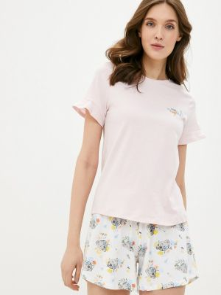 Пижама пижамный розовый Marks & Spencer