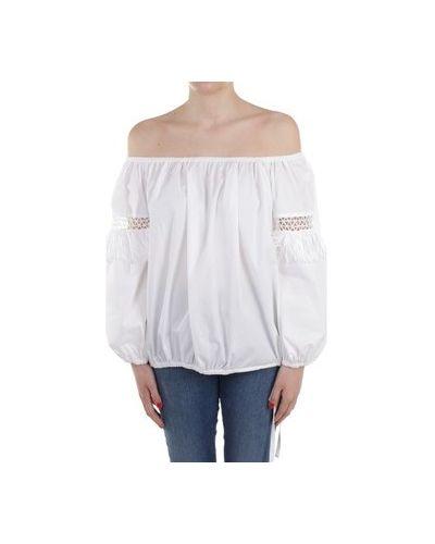 Biała bluzka Beatrice B