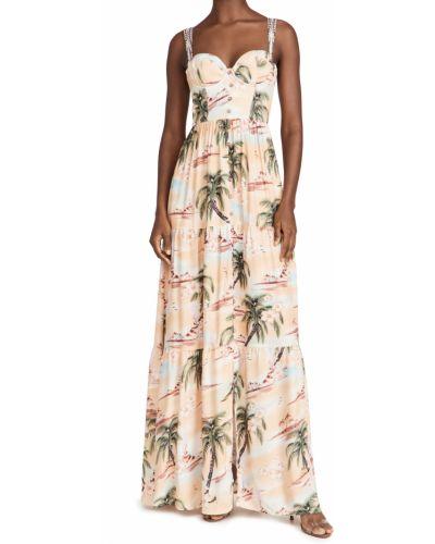 Облегающее платье Agua Bendita