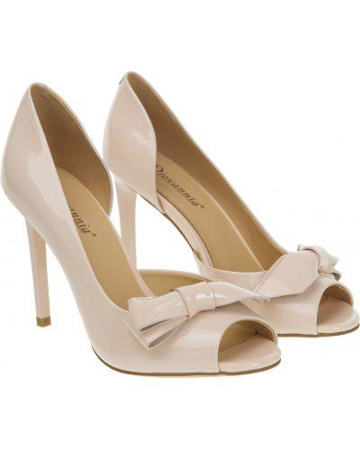 Туфли - розовые Djovannia