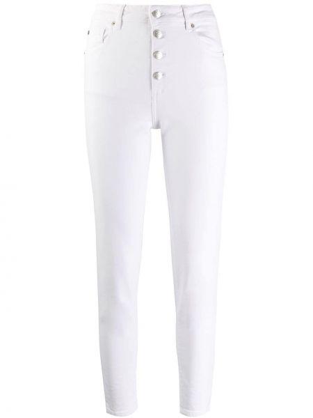 Рваные джинсы-скинни с пайетками Iro