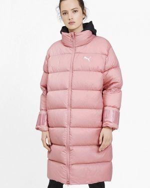 Зимняя куртка осенняя утепленная Puma