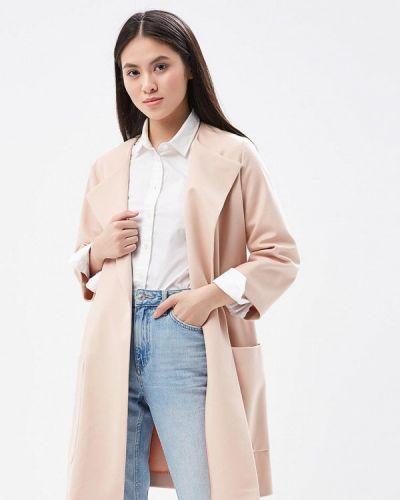 Розовое пальто весеннее Parole By Victoria Andreyanova