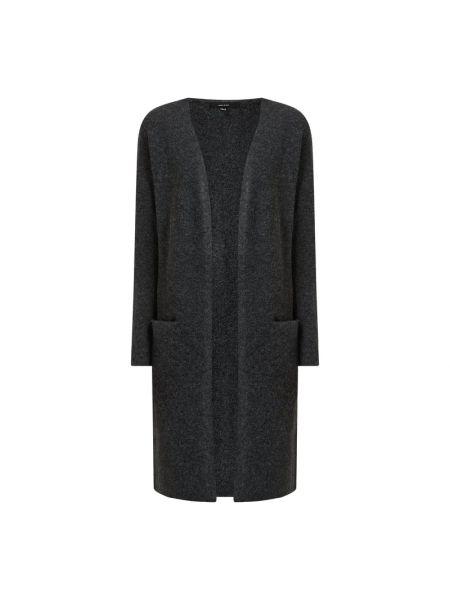 Czarny sweter bez zapięcia Vero Moda