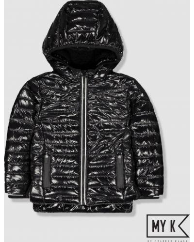 Куртка черная демисезонная Mothercare