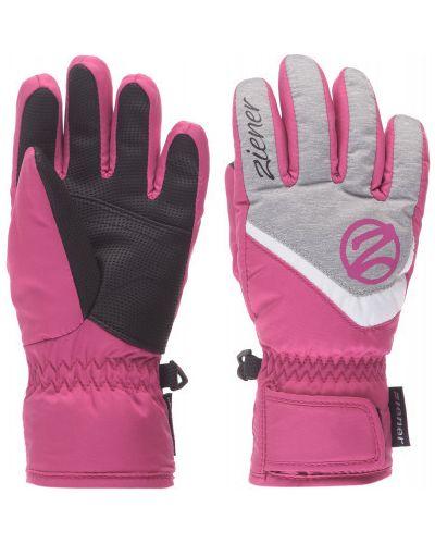 Розовые перчатки Ziener
