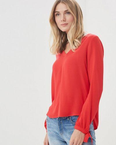 Блузка красная Q/s Designed By
