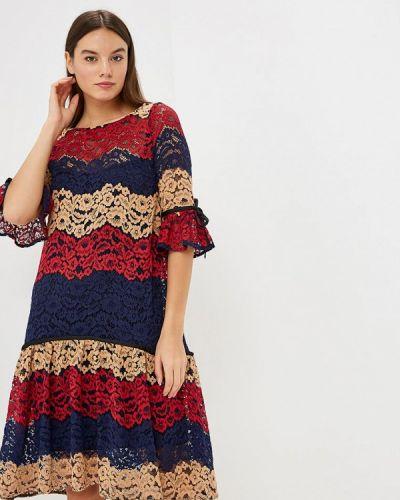 Вечернее платье осеннее Aelite