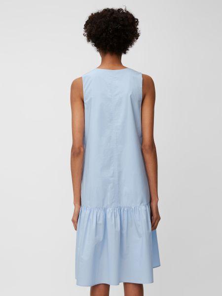 Голубое платье Marc O'polo