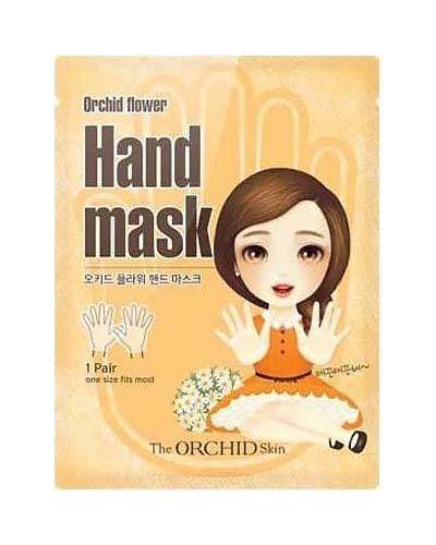 Маска для рук увлажняющяя текстильная The Orchid Skin